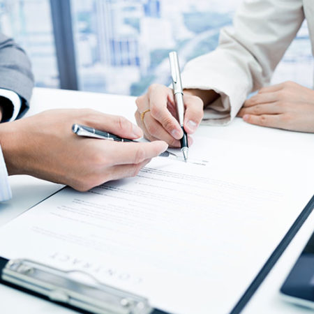 4 Important Types of Business Contracts