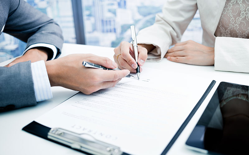 4 Important Types Of Business Contracts Pokalalaw